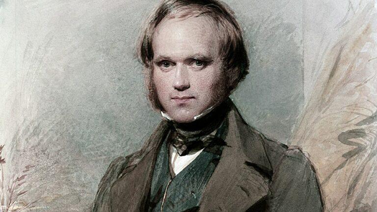 Çarlz Darvin, 1840, George Richmond.